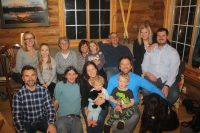 Thanksgiving 2015 Family Photo